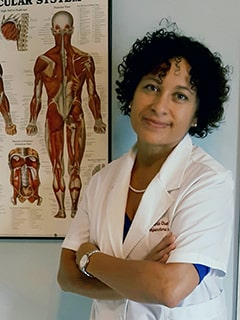 Maria Chah, Acupuncturist Physician, Doctor of Oriental Medicine
